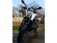 KTM Duke 125 - Perfect Learner Legal motorbike
