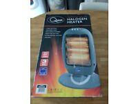 Halogen heater 3 settings