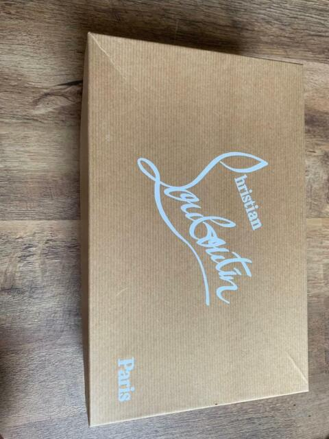 2d26d6692a6 Christian Louboutin Suede Shoes   in Elgin, Moray   Gumtree