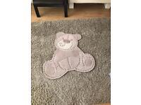 Next bear rug