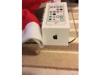 Iphone 5s Gold in it's original box&unlocked to any Network