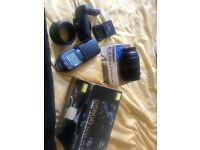Tamron lens boxed new 70-300