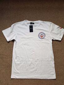 Brand new white Armani t-shirt.