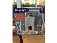 Pacific home theatre system