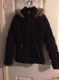Size 6 H&M coat