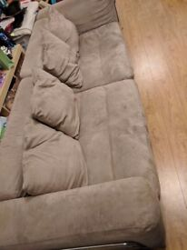 Great sofabed for those extra overnight guests