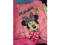 Minnie ready bed