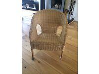 Chair - wicker child size