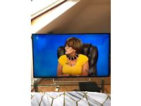 SONY BRAVIA 48 INCH SMART HD LED TV ON STAND