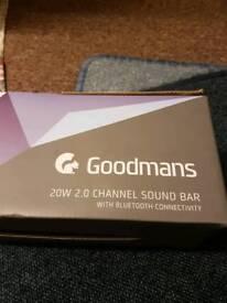 OFFER! Goodmans soundbar