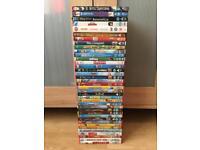 37 children's dvds