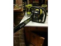 Ryobi 16in chainsaw