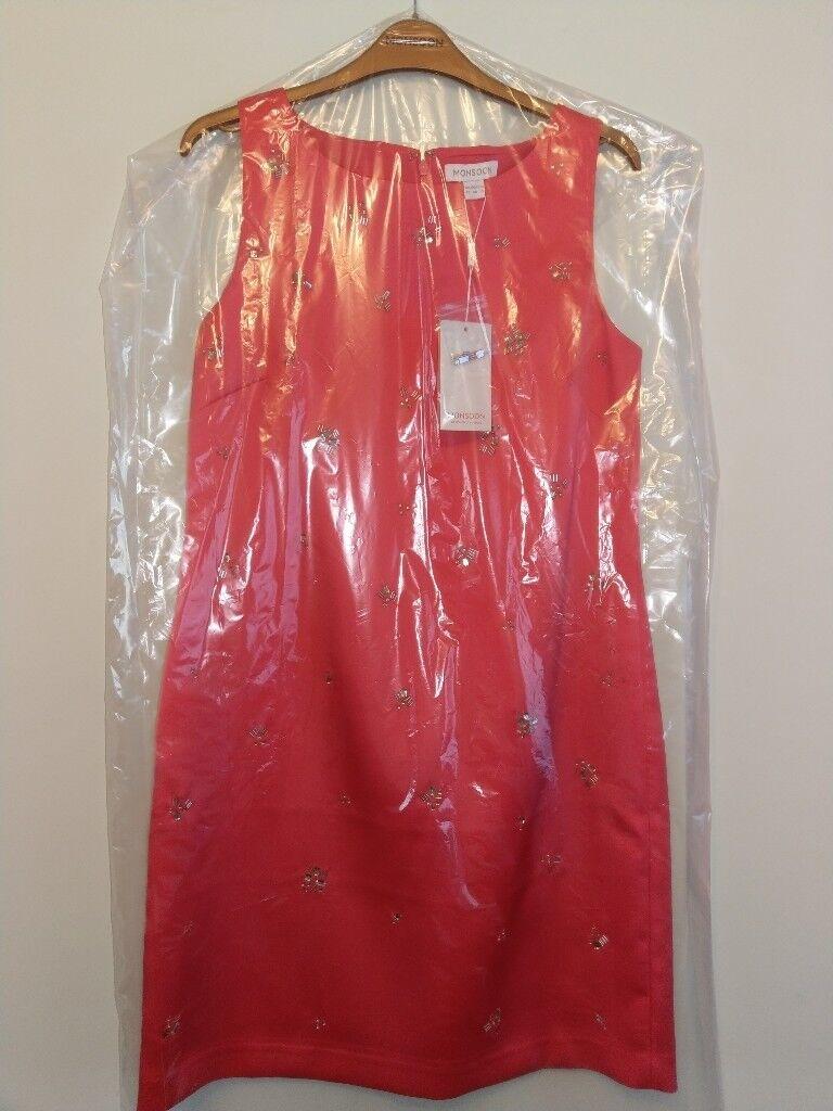* New MONSOON sleeveless dress