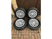 Escort xr3i wheels