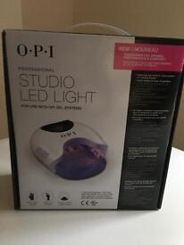 New OPI LED light