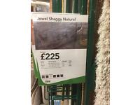 Large New Dunelb rug £100 less than half price