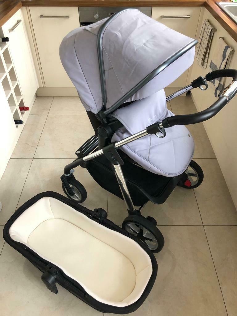 New Pioneer Travel >> Priced Be Loved Silver Cross Pioneer Travel Set For Sale In Isleworth