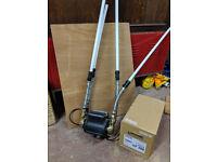 Stuart Turner Monsoon Shower Pump 2.0 Bar Twin Impeller Positive Head