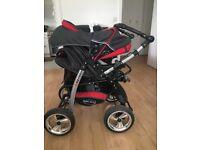 BABY-MERC pushchair