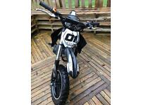49cc child's dirtbike
