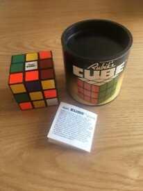 Vintage Original 1980's Rubik's Cube