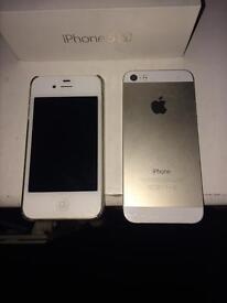 Iphone 4s / Iphone 5s
