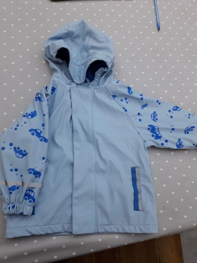 155cb9cb082d Waterproof rubber coat