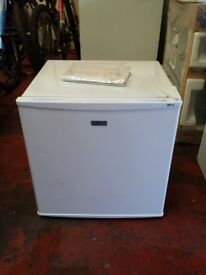 LEC table top freezer with instructions etc.