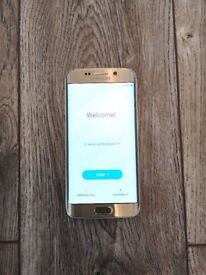 Samsung Galaxy S6 Edge 32GB Gold Unlocked