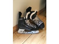 CCM 42k PUMP ICE HOCKEY SKATES - Used ONCE; LIKE NEW.