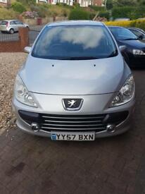 2007 Peugeot 307 for sale