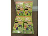 Bundle of dry like me potty training pant liners for toddlers