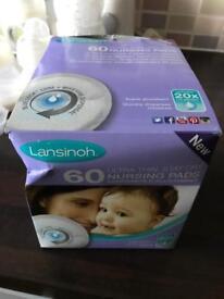 Lansinoh nursing pads