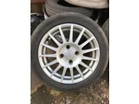 Fiesta zetec s phase 2 wheels