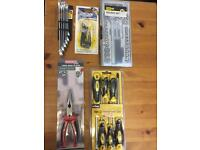Tools / hand tools brand new / set of tools