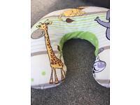 Baby feeding cushion ring / support