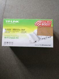 TP-Link Powerline Kit AV600