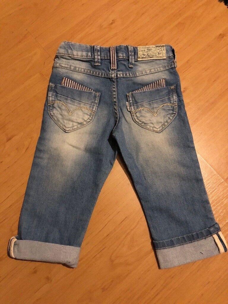 Boys Levi's Denim Shorts