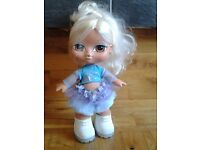 Bratz Baby Doll - Great Condition - Approximately 14 Inches - Long Blonde Hair, Perfect for Styling
