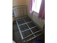 Free Single Metal Bed Frame