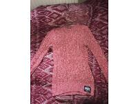 Superdry Jacob Lite knitted men's jumper size S