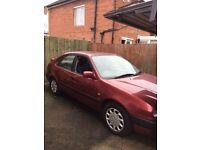 1998 Toyota Corolla 1.6 Automatic, 5 Door, Metallic Burgundy, MOT'd Until December