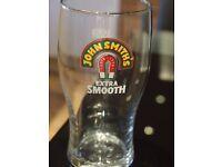 24 x Brand New John Smiths Pint Glasses