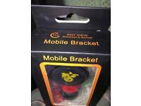 Mobile magnetic holder