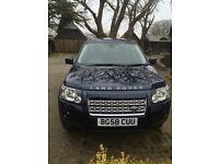 Land Rover Freelander 2 SE FSH,sat nav