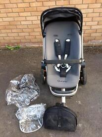 Pushchair -Quinny Buzz