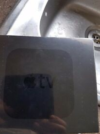 Ive have an apple tv box for sale was 179 loking 80