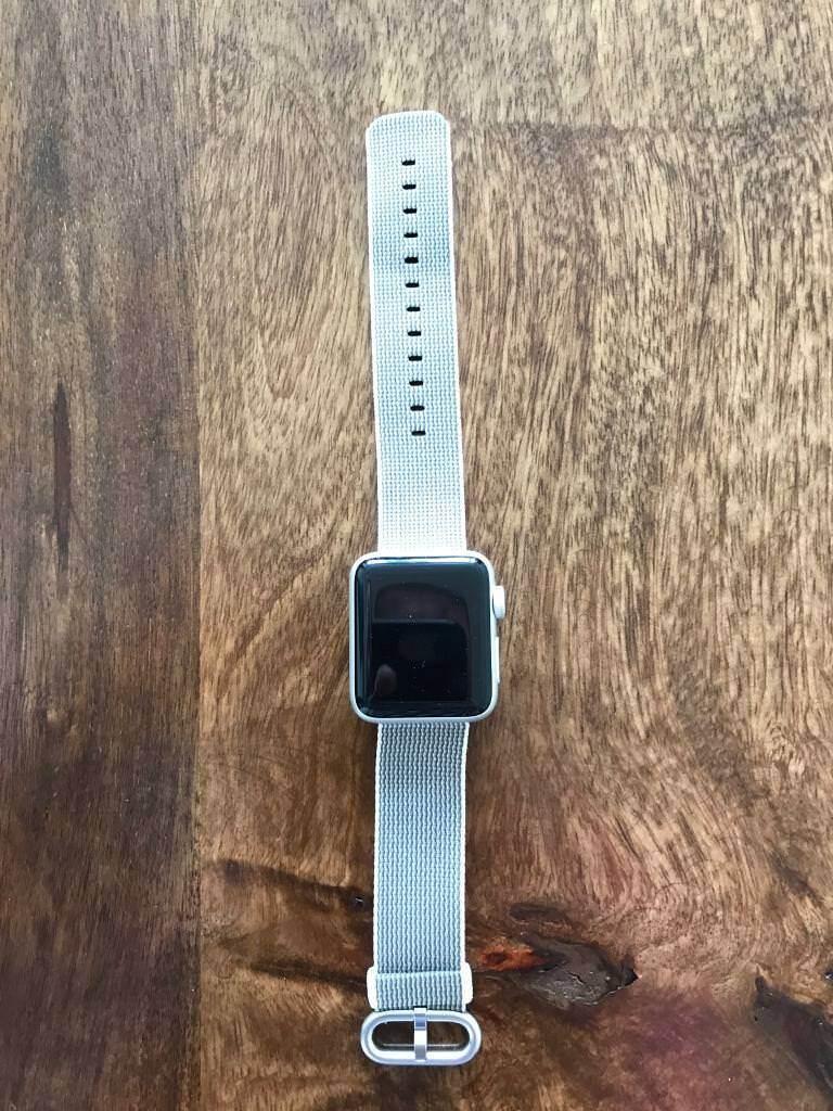 Apple Watch Series 2 - 38mm Silver
