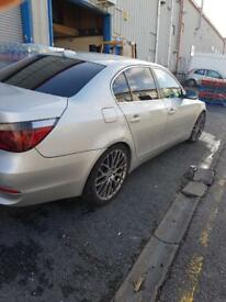 BMW 5 SERIES 2.5 54 PLATE DIESEL AMP