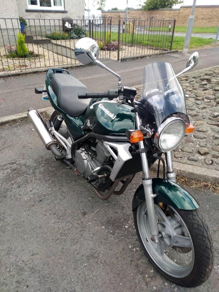 Kawasaki Er5 In Kilmarnock East Ayrshire Gumtree